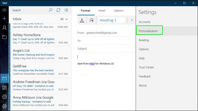 Cách kích hoạt, bật chế độ xem tối Dark Theme trên Windows 10 12