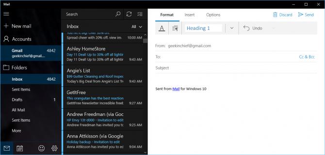 Cách kích hoạt, bật chế độ xem tối Dark Theme trên Windows 10 14