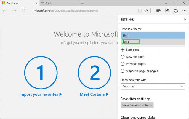 Cách kích hoạt, bật chế độ xem tối Dark Theme trên Windows 10 17