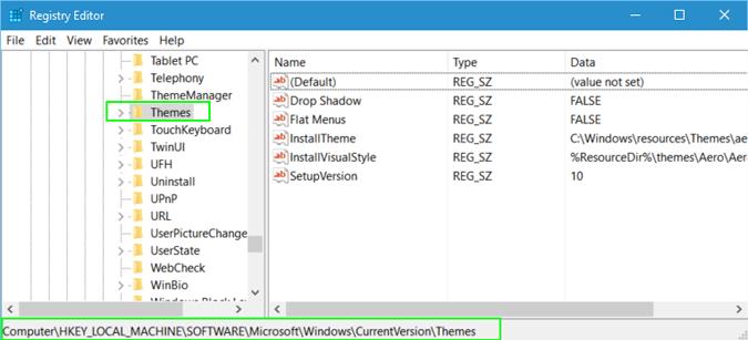 Cách kích hoạt, bật chế độ xem tối Dark Theme trên Windows 10 2