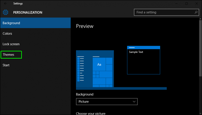 Cách kích hoạt, bật chế độ xem tối Dark Theme trên Windows 10 21