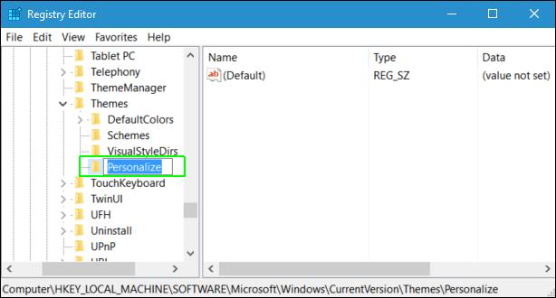 Cách kích hoạt, bật chế độ xem tối Dark Theme trên Windows 10 4