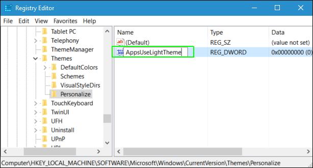 Cách kích hoạt, bật chế độ xem tối Dark Theme trên Windows 10 6