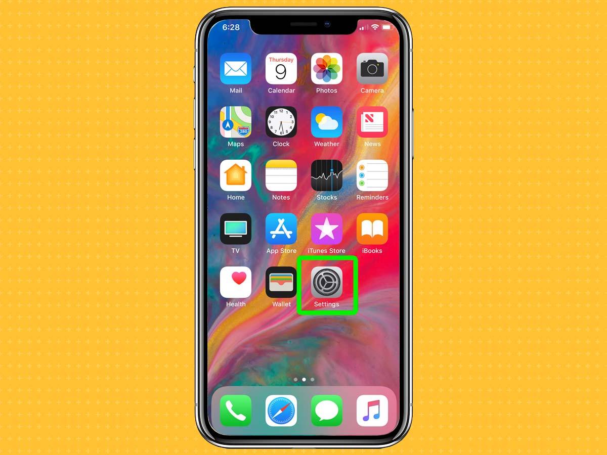 Cách kích hoạt, bật phím Home ảo trên iPhone XS, XS Max, XR 2