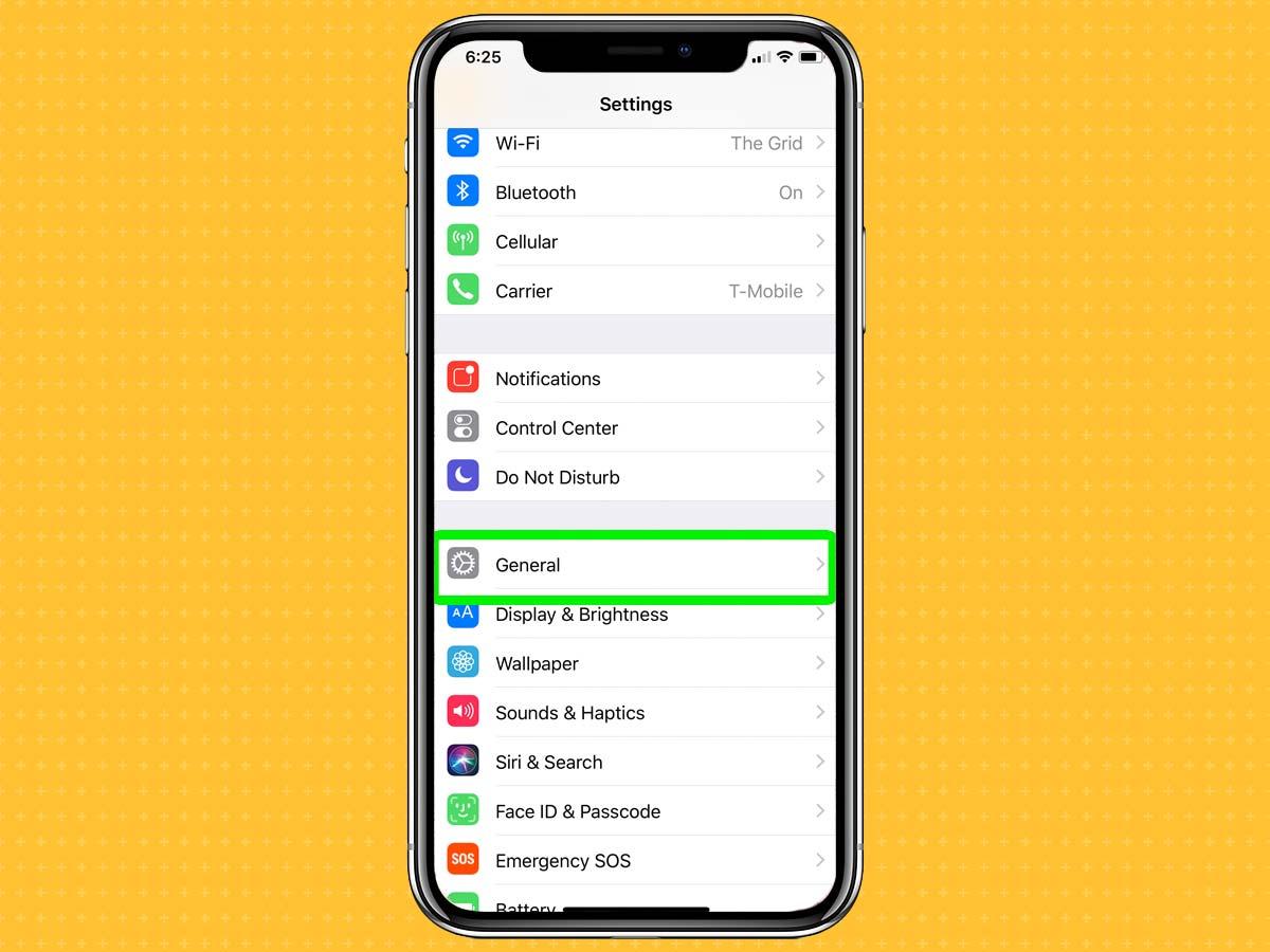 Cách kích hoạt, bật phím Home ảo trên iPhone XS, XS Max, XR 3