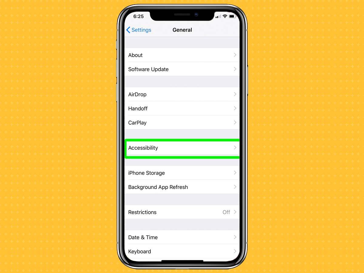 Cách kích hoạt, bật phím Home ảo trên iPhone XS, XS Max, XR 4