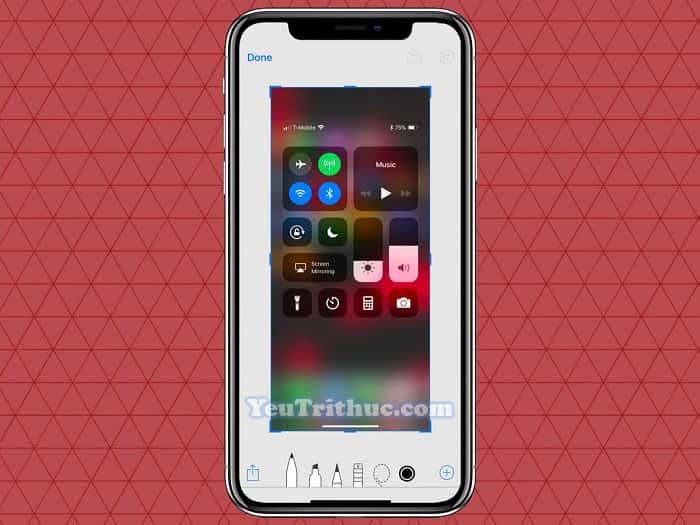 Cách chụp màn hình Screenshot trên iPhone XR, iPhone XS, XS Max 4