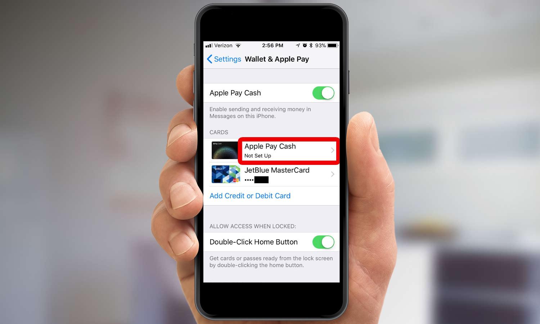 Cách chuyển tiền Apple Pay Cash bằng iMessage trên iPhone XS, XR 3