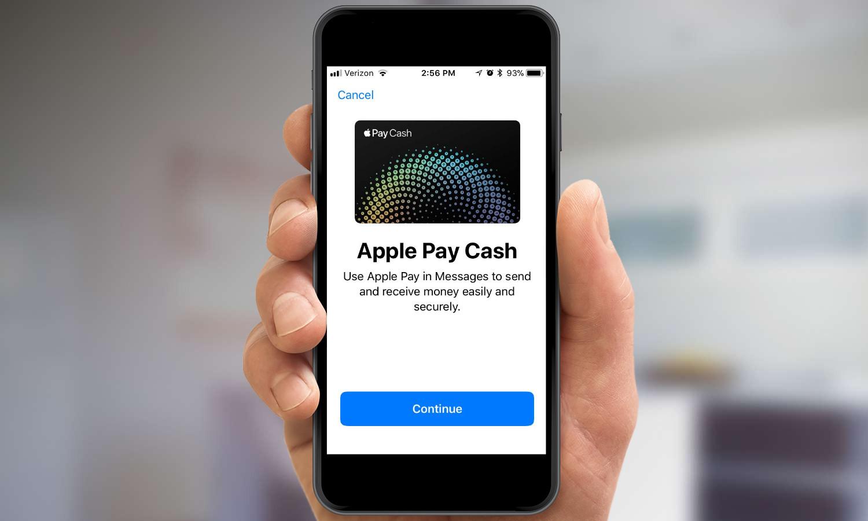 Cách chuyển tiền Apple Pay Cash bằng iMessage trên iPhone XS, XR 4