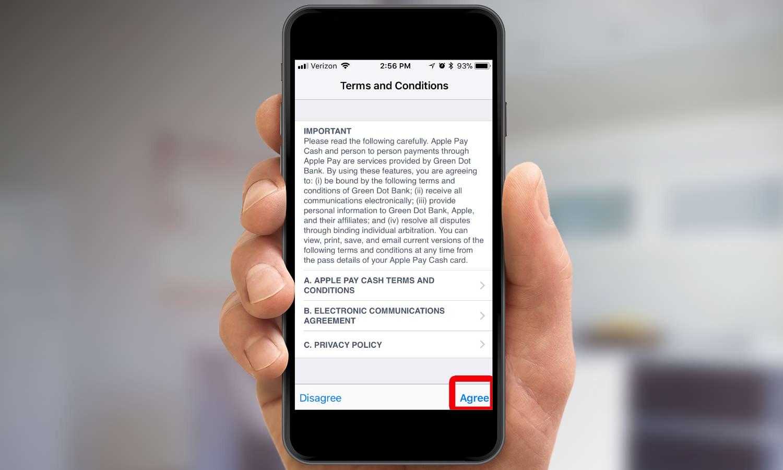 Cách chuyển tiền Apple Pay Cash bằng iMessage trên iPhone XS, XR 5