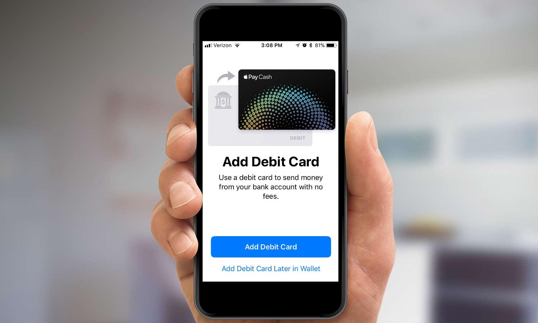 Cách chuyển tiền Apple Pay Cash bằng iMessage trên iPhone XS, XR 6
