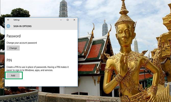 Cách thay đổi mật khẩu Password đăng nhập Windows 10 12