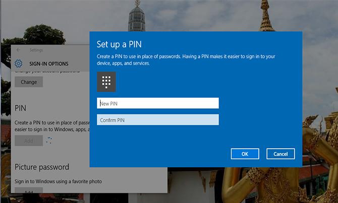 Cách thay đổi mật khẩu Password đăng nhập Windows 10 14