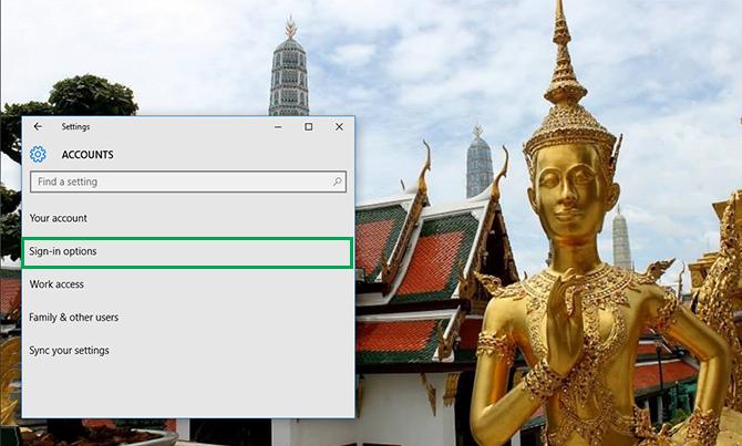 Cách thay đổi mật khẩu Password đăng nhập Windows 10 4