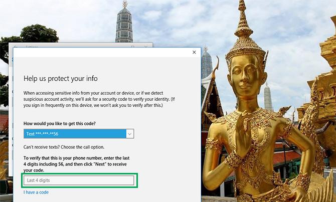 Cách thay đổi mật khẩu Password đăng nhập Windows 10 7