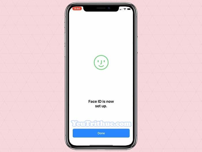 Cách sử dụng Face ID nhận diện khuôn mặt trên iPhone XS, XR 6