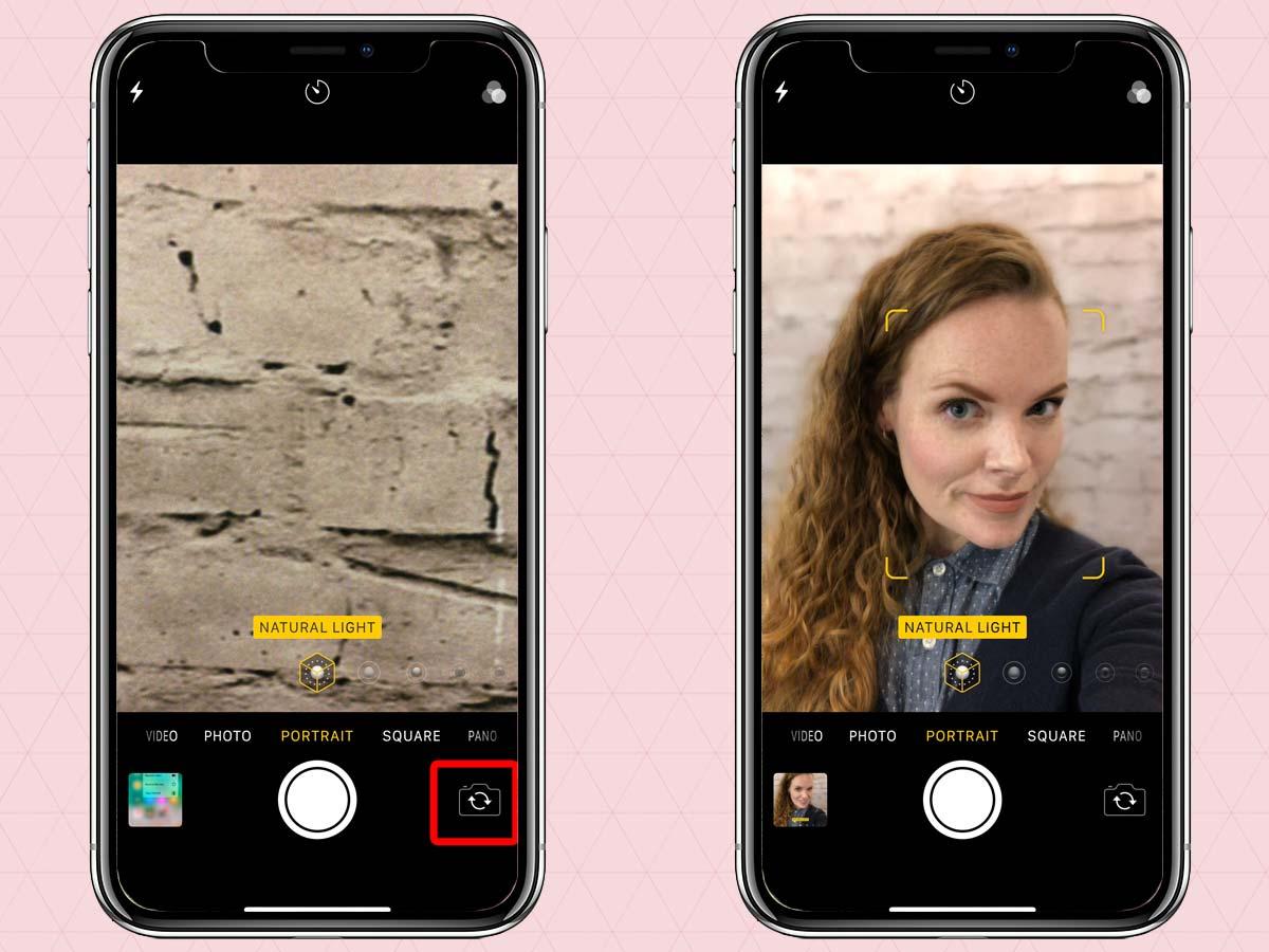 Cách sử dụng chế độ chân dung Portrait Mode trên iPhone XS, XR 4