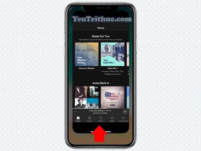 Cách đóng thoát, tắt ứng dụng app trên iPhone XS, XS Max, XR 1