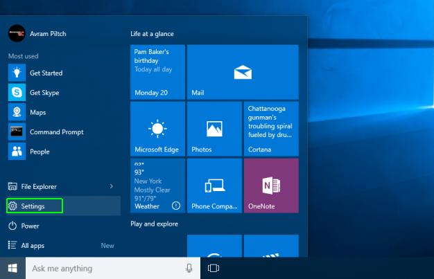 Cách Uninstall xóa, gỡ bỏ ứng dụng, phần mềm trên Windows 10 2