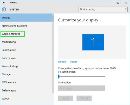 Cách Uninstall xóa, gỡ bỏ ứng dụng, phần mềm trên Windows 10 4