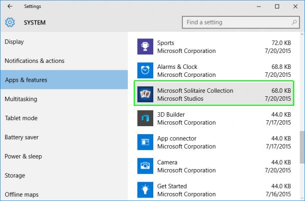 Cách Uninstall xóa, gỡ bỏ ứng dụng, phần mềm trên Windows 10 5