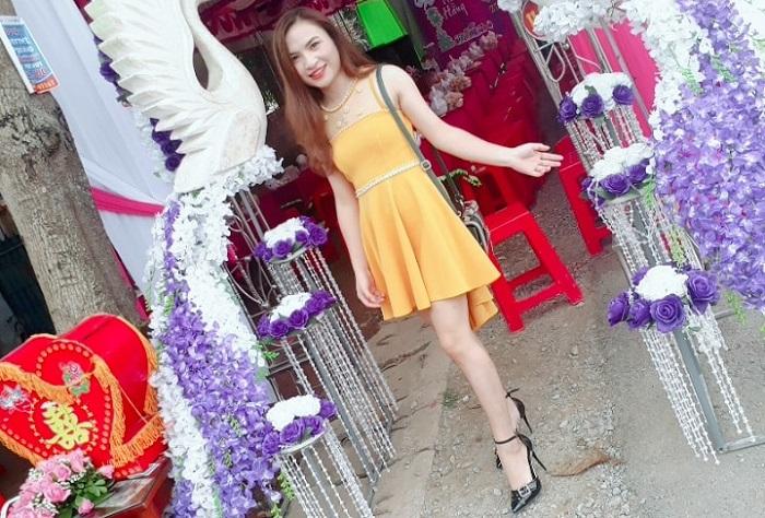 Cao Mỹ Duyên nữ sinh giao gà Điện Biên hình ảnh tiểu sử Facebook 7