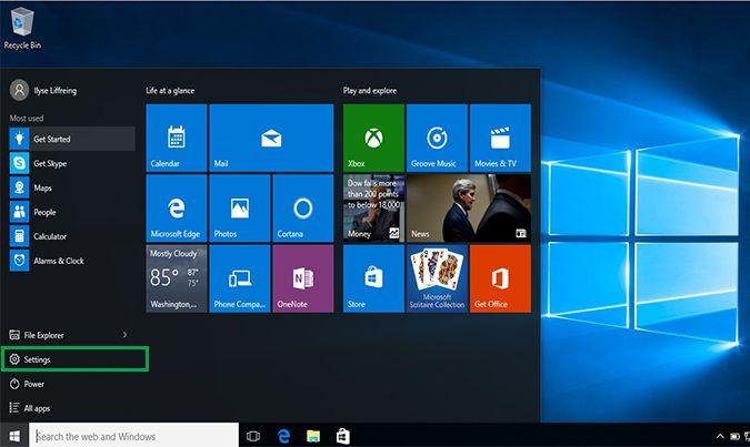 Cách thay đổi hình nền Background Desktop trên Windows 10 3