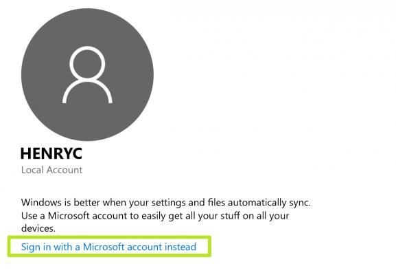 Cách đồng bộ hóa thiết lập cài đặt Sync Settings trên Windows 10 4