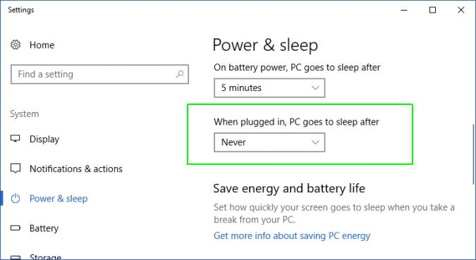 Cách bật hẹn giờ báo thức Alarms & Clock trên Windows 10 13