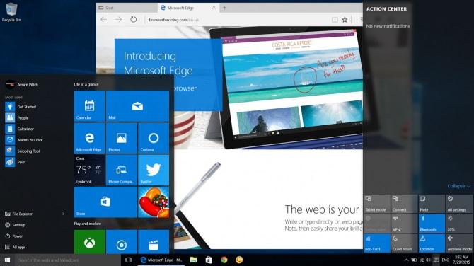 Cách nâng cấp từ Windows 7, 8 lên Windows 10 1