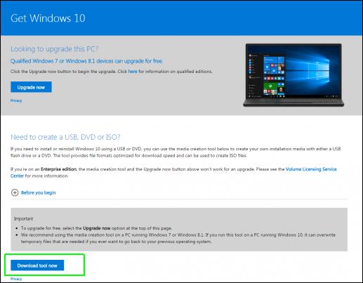 Cách nâng cấp từ Windows 7, 8 lên Windows 10 2