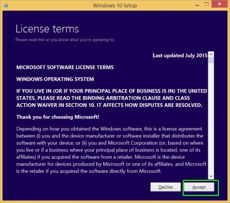 Cách nâng cấp từ Windows 7, 8 lên Windows 10 4