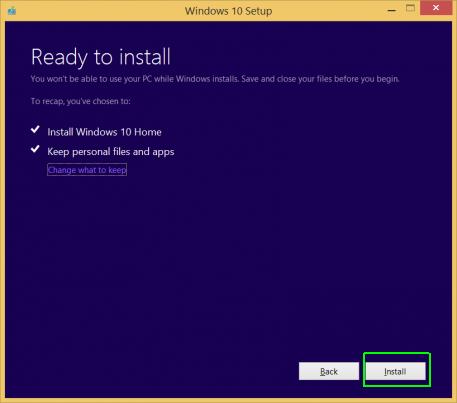 Cách nâng cấp từ Windows 7, 8 lên Windows 10 5