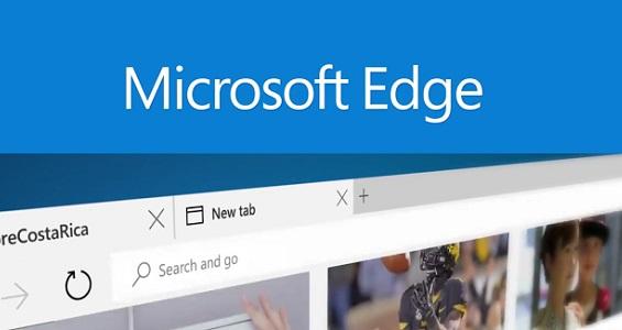 Phím tắt Microsoft Edge trình duyệt web trên máy tính Windows 10
