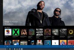 Phím tắt ứng dụng xem phim tivi Movie & TV trên Windows 10