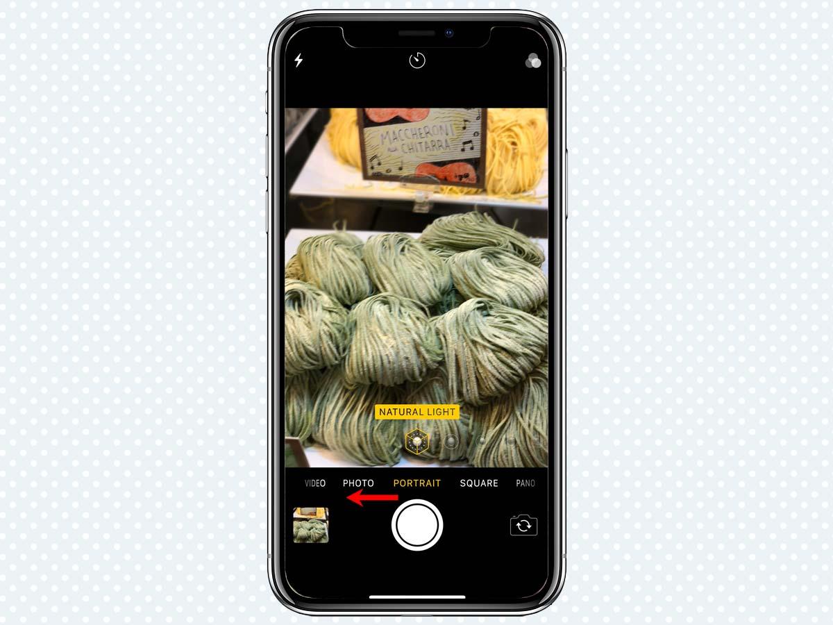 Hiệu ứng ánh sáng Portrait Lighting Effects trên iPhone XS, XR 3
