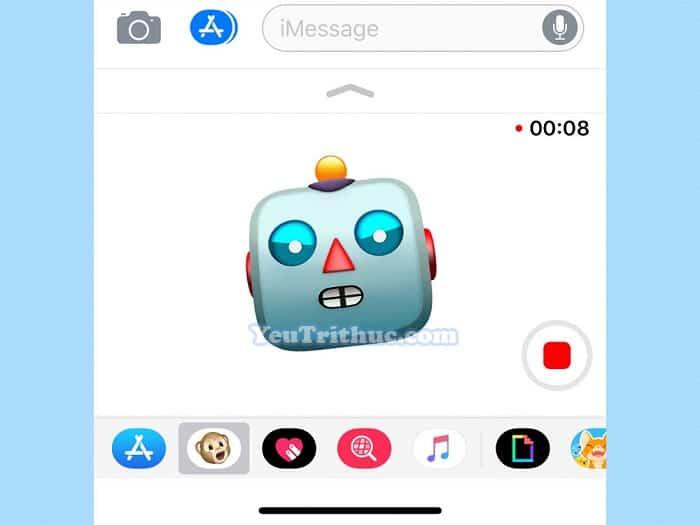 Cách sử dụng Animoji và Memoji trên iPhone XS, XR và iPhone X 11