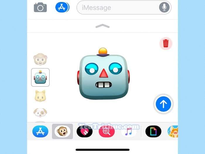 Cách sử dụng Animoji và Memoji trên iPhone XS, XR và iPhone X 12