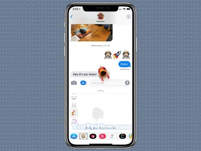 Cách sử dụng Animoji và Memoji trên iPhone XS, XR và iPhone X 14