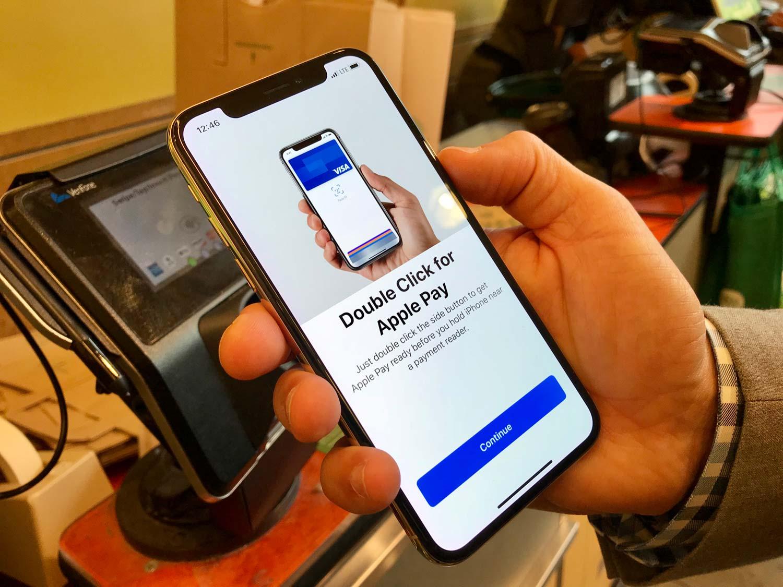 Cách cài đặt và sử dụng Apple Pay trên iPhone XS, XS Max, XR 6