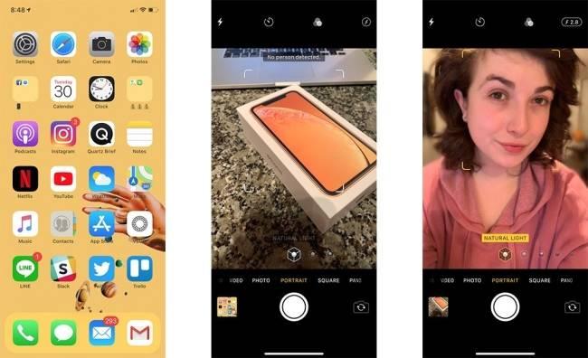 Cách sử dụng Depth Control trên camera iPhone XS, XS Max, XR 2