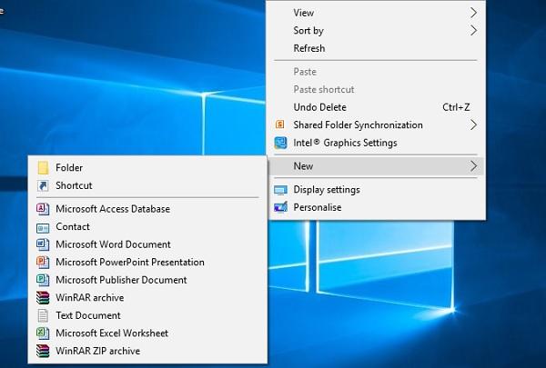 Cách tạo một thư mục mới New Folder trên Windows 10 23