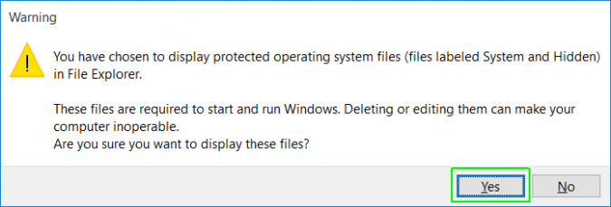 Những thiết lập cài đặt mặc định trên Windows 10 16