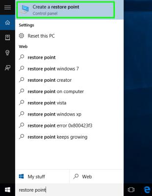 Những thiết lập cài đặt mặc định trên Windows 10 2