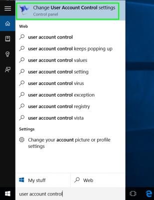 Những thiết lập cài đặt mặc định trên Windows 10 22