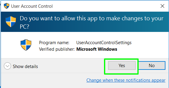 Những thiết lập cài đặt mặc định trên Windows 10 24