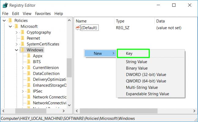 Những thiết lập cài đặt mặc định trên Windows 10 33