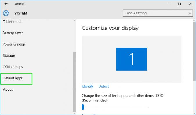 Những thiết lập cài đặt mặc định trên Windows 10 43