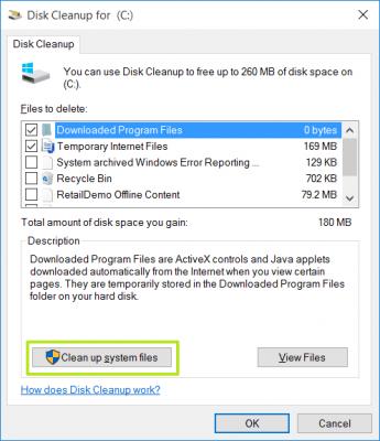 Những thiết lập cài đặt mặc định trên Windows 10 55