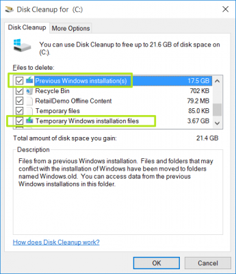 Những thiết lập cài đặt mặc định trên Windows 10 57